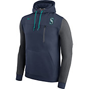 Nike Men's Seattle Mariners Dri-FIT Navy AV Pullover Hoodie