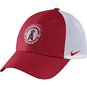 Nike Men's Los Angeles Angels Dri-FIT Red/White Heritage 86 Adjustable Hat
