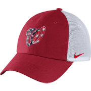 Nike Men's Washington Nationals Dri-FIT Red/White Heritage 86 Adjustable Hat