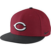 Nike Men's Cincinnati Reds Dri-FIT Red Vapor Adjustable Hat