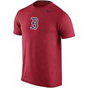 Nike Men's Boston Red Sox Dri-FIT Touch Red T-Shirt
