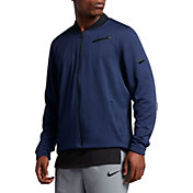 Nike Men's Dry Hyper Elite Showtime Full Zip Basketball Jacket