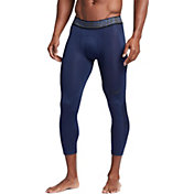 Nike Men's Pro HyperCool 3/4 Length Compression Tights