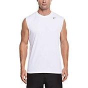 Nike Men's Solid Hydro Sleeveless Shirt