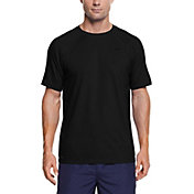 Nike Men's Solid Hydro Short Sleeve Shirt