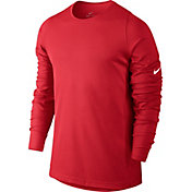 Nike Men's Crossover 2.0 Long Sleeve Basketball Shirt