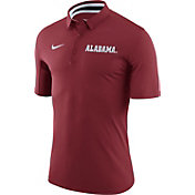 Nike Men's Alabama Crimson Tide Crimson Basketball Polo
