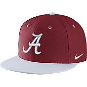 Nike Men's Alabama Crimson Tide Crimson True Adjustable Performance Hat