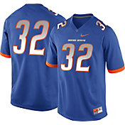 Nike Men's Boise State Broncos #32 Blue Game Football Jersey