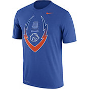 Nike Men's Boise State Broncos Blue Football Icon Legend T-Shirt
