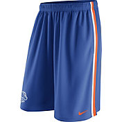 Nike Men's Boise State Broncos Blue Epic Shorts