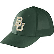Nike Men's Baylor Bears Green Legacy91 Flex Mesh Back Hat