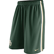 Nike Men's Baylor Bears Green Epic Shorts