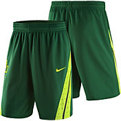 Nike Men's Baylor Bears Green Replica Basketball Shorts