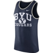 Nike Men's BYU Cougars Blue Team Tank Top