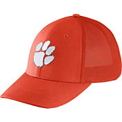 Nike Men's Clemson Tigers Orange Legacy91 Flex Mesh Back Hat