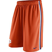 Nike Men's Clemson Tigers Orange Epic Shorts