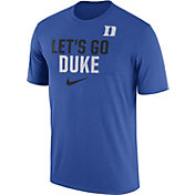 Nike Men's Duke Blue Devils Duke Blue Ignite Verbiage Legend T-Shirt