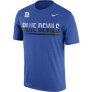 Nike Men's Duke Blue Devils Duke Blue Legend Staff Sideline T-Shirt