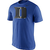 Nike Men's Duke Blue Devils Duke Blue Champ Drive Football T-Shirt