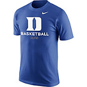 Nike Men's Duke Blue Devils Duke Blue University ELITE Basketball T-Shirt