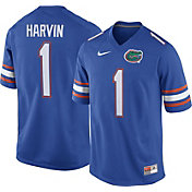 Nike Men's Percy Harvin Florida Gators #1 Blue Replica College Alumni Jersey