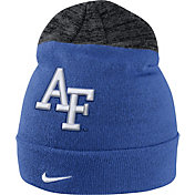Nike Men's Air Force Falcons Blue/Grey Sideline Beanie