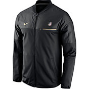 Nike Men's Florida State Seminoles Elite Hybrid Black Jacket