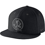 Nike Men's Florida State Seminoles New Day Black True Snapback Hat