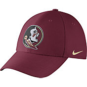 Nike Men's Florida State Seminoles Garnet Dri-FIT Wool Swoosh Flex Hat