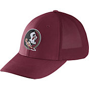 Nike Men's Florida State Seminoles Garnet Legacy91 Flex Mesh Back Hat