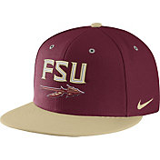 Nike Men's Florida State Seminoles Garnet True Adjustable Performance Hat