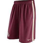 Nike Men's Florida State Seminoles Garnet Epic Shorts