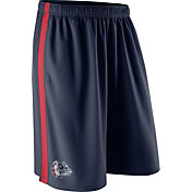 Nike Men's Gonzaga Bulldogs Blue/Red Epic Shorts