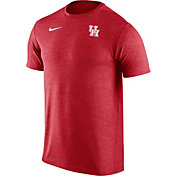 Nike Men's Houston Cougars Red Dri-FIT Touch T-Shirt