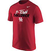 Nike Men's Houston Cougars Red 'H-Town Takeover' Core T-Shirt