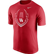 Nike Men's Houston Cougars Red Football Icon Legend T-Shirt