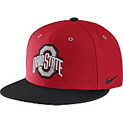 Nike Men's Ohio State Buckeyes Scarlet True Adjustable Performance Hat