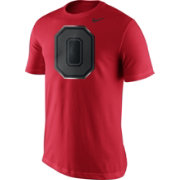 Nike Men's Ohio State Buckeyes Scarlet Champ Drive Football T-Shirt