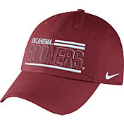 Nike Men's Oklahoma Sooners Crimson Heritage86 Adjustable Hat