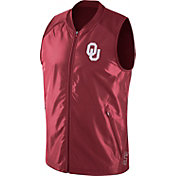 Nike Men's Oklahoma Sooners Crimson Hyperelite 2.0 Basketball Game Vest