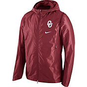 Nike Men's Oklahoma Sooners Crimson Hyperelite Game Jacket