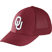 Nike Men's Oklahoma Sooners Crimson Legacy91 Flex Mesh Back Hat