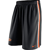 Nike Men's Oklahoma State Cowboys Black Epic Shorts