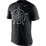 Nike Men's Oklahoma State Cowboys Black Jersey T-Shirt