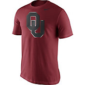 Nike Men's Oklahoma Sooners Crimson Champ Drive Football T-Shirt