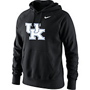 Nike Men's Kentucky Wildcats Black Classic Logo Hoodie