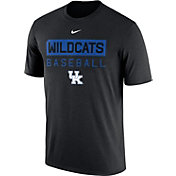 Nike Men's Kentucky Wildcats Team Issue Legend Baseball Black T-Shirt