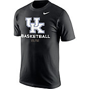 Nike Men's Kentucky Wildcats University ELITE Basketball Black T-Shirt
