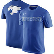 Nike Men's Kentucky Wildcats Blue Disruption T-Shirt